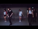 Crazy in love - Beyonce (Remix) _ Jane Kim Choreography mirror