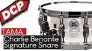 Tama Charlie Benante Signature Snare Drum 14x6 5