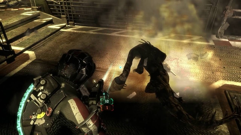 Dead Space 3 Прохождение(русская озвучка) Часть 3