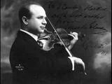 Mischa Elman plays Minuet in G by Beethoven