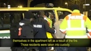 Eritreans attack first responders at fire at migrant centre Bamburg Germany