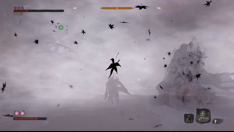 Sekiro - Boss, Corrupted Monk NO DEATH 600