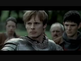 Multifandom Vine | Merlin!Once Upon A Time AU | Arthur Pendragon | Peter Pan | Robbie Kay | Colin Morgan | Bradley James