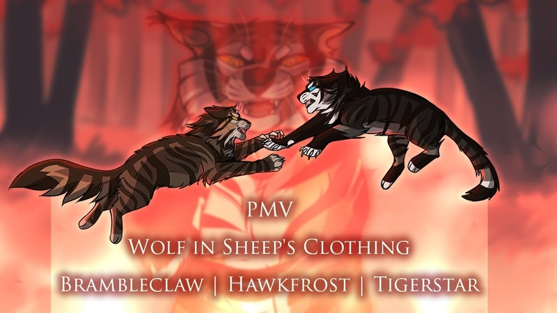 ◁ WARRIORS ▷ Brambleclaw Hawkfrost Tigerstar Wolf in Sheep's Clothing PMV