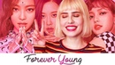 BLACKPINK - Forever Young Russian Cover На русском