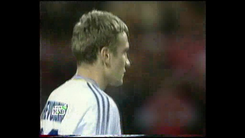 116 CL-1998/1999 Arsenal FC - Dinamo Kiev 1:1 (21.10.1998) HL