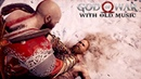 Final Boss Battle But with OLD MUSIC (GOD OF WAR PS4)