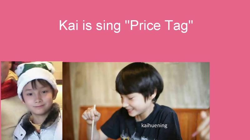 TXT HUENINGKAI - Predebut video singing