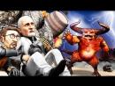 TheWarpath САМЫЙ СТРАШНЫЙ И ЖУТКИЙ КВЕСТ - ХОРРОР В МИРЕ ГОЛОВОЛОМКИ, ПАНИКА И СТРАХ Garrys Mod УЖАСЫ