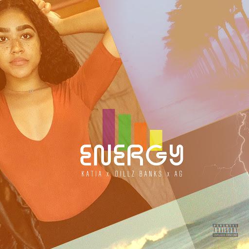 Katia альбом Energy