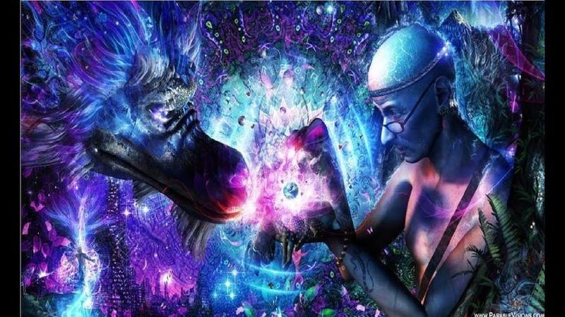 Мировая элитка - слуги существ из другого измерения.