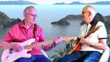 Islands in the stream - Dolly Parton and Kenny Rogers instro cover by Dave Monk