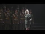 Анна Мусвидас Сольный концерт 2018 и хор МЧС - «Гимн МЧС»