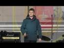 """Выступление солиста ВИА""""Солдаты удачи"""" Николая Боровкова на праздничном мероприятии 100-я ЦВО МО РФ"""