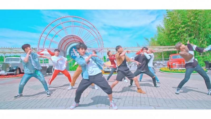 (with 연습생) 펜타곤 PENTAGON - 빛나리 SHINE _ 커버댄스 DANCE COVER [AB Project]