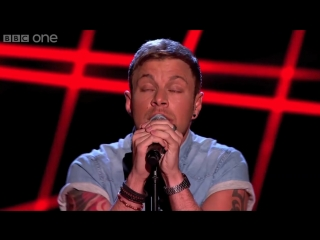 Lee glasson performs cant get you out of my head - the voice uk 2014_ blind auditions 1 - bbc one