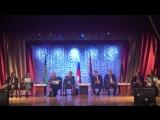 Президент РАН Александр Сергеев на общественном обсуждении проекта