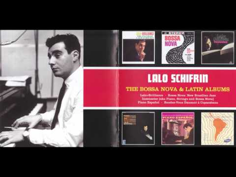 Lalo Schifrin-Chora Tua Tristeza (1962) HD