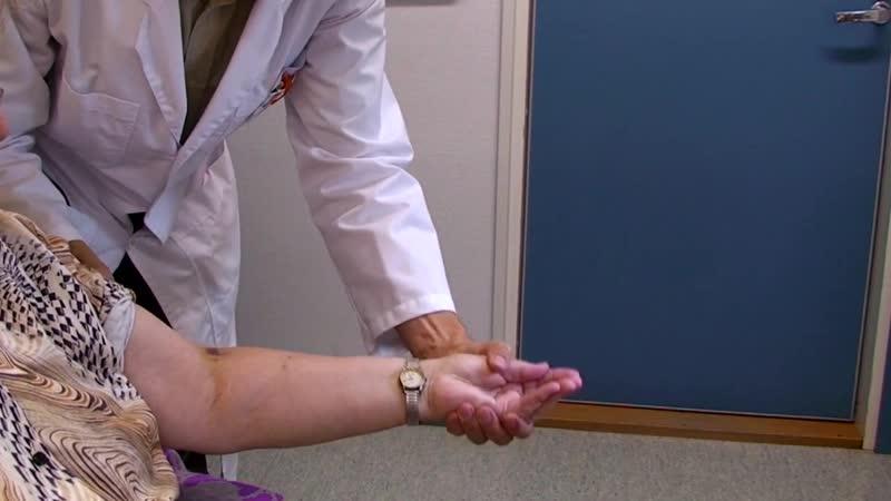 Тремор и ригидность при болезни Паркинсона