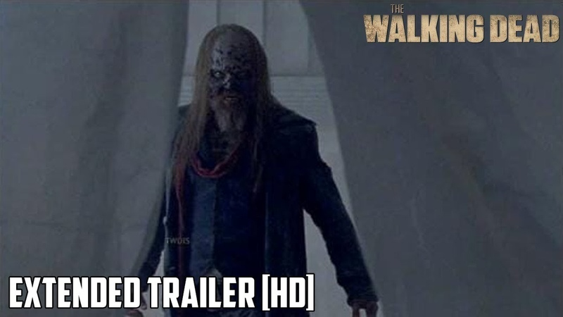 The Walking Dead 9x09 EXTENDED Trailer Season 9 Episode 09 Promo/Preview [HD] EXTENDED ALPHA BETA