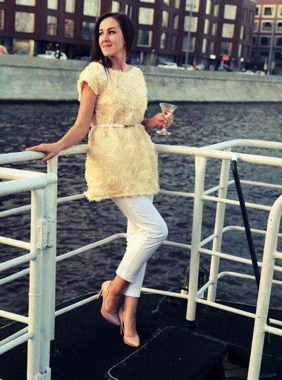 Анастасия Синеева