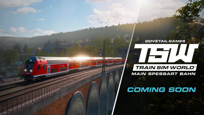 Train Sim World Main Spessart Bahn уже доступно для предзаказа