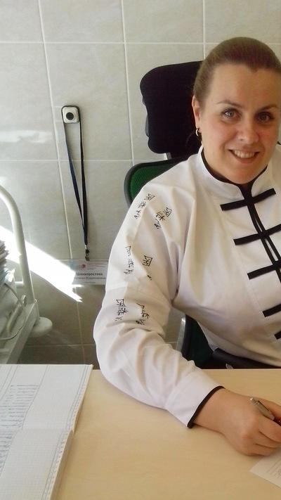 Наталья Шахворостова