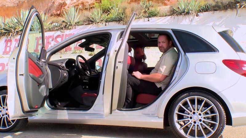 Mercedes Benz B Class 220 CDI 4Matic | 2015 | Review | Test Drive | 1080p | English