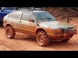 Carros ao Extremo - ESPECIAL OS VW GOL MAIS BRUTOS DO OFFROAD #EXTREME