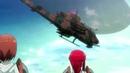 Anime war anime gate / война в аниме врата там бьются наши люди