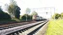 ЧС7-267 с поездом 118 Москва - Новокузнецк