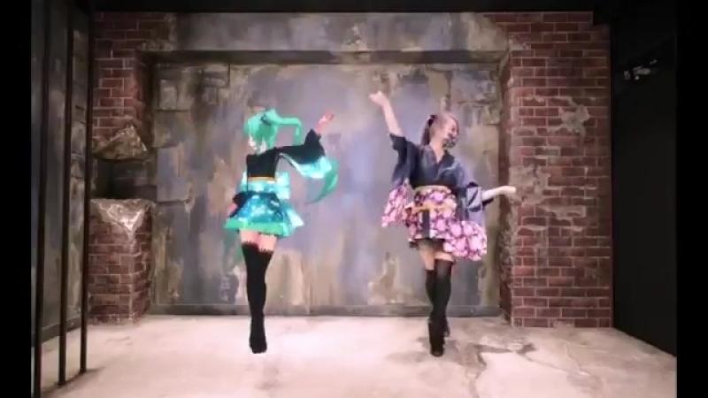 新作観てくれましたかー??_本日、YouTubeにもupしました★_是非マイリス・コメよろしく_お願いします(﹡´◡`﹡ )__【Babo】撫子色ハート 踊って ( SQ )