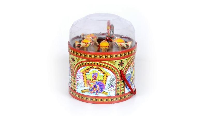 89 Богородская игрушка