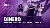 Dinero - Jennifer Lopez ft. DJ Khaled, Cardi B FitDance Life (Coreograf