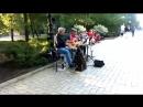 Deep Purple в центре Донецка. Мужики жгут просто огонь