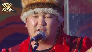 Аржан Туденев - От Эне (Altai Turk) Topshuur and Throat Singing Concert