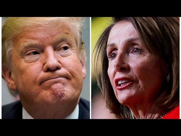 Трампу не дали выступить в Конгрессе из-за шатдауна