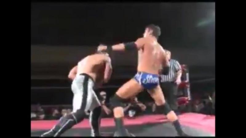 |WM| Дэйви Ричардс против Родерика Стронга - РОХ 01.04.2011