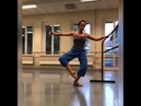 House Friendly Ballet Barre Exercise 8 - Battement Fondu