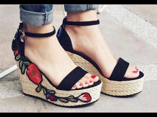 Latest summer sandals/Stylish Sandal Design/Ladies Sandal Design