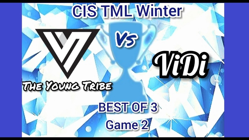 CIS TML Winter 2019 - TYT Vs VIDI - Game 2