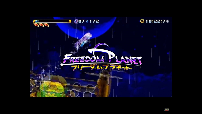 ЭЧ2D 60 Freedom Planet (PC-WiiU)