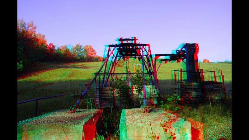6 a m Great Morning Journey 3D 3D Anaglyph Super 3d video