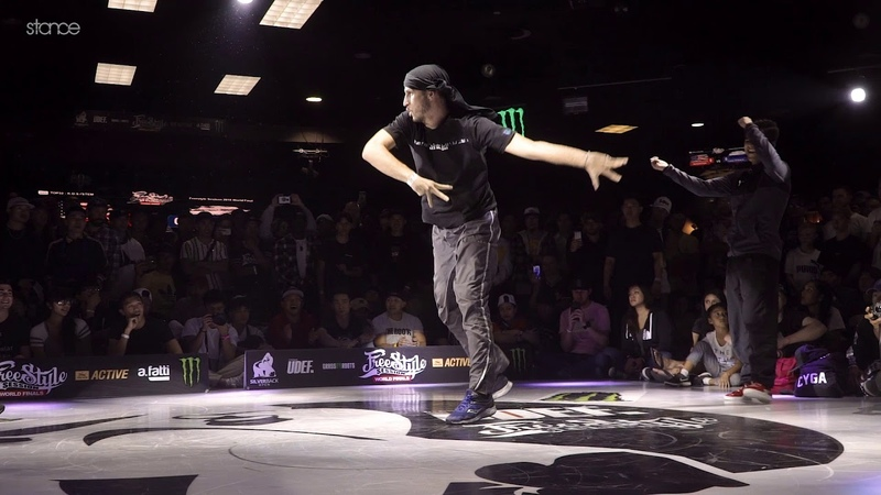 Backyard Funk vs IOE OBC .stance FREESTYLE SESSION 2018
