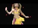 Polina Zhabina ⊰⊱ GLAMOUR bellydance fest '16.