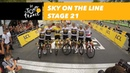 Sky on the line! - Stage 21 - Tour de France 2018