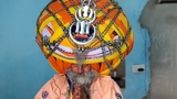 How to Tie a 200-Pound Turban—Sikh Style! - Vogue · #coub, #коуб