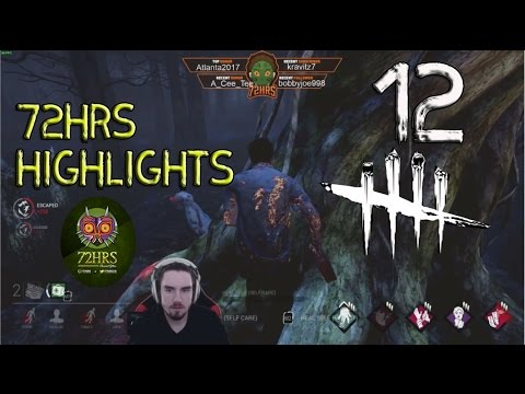 72hrs Dead by Daylight Highlights Montage 12 [26.02.17]