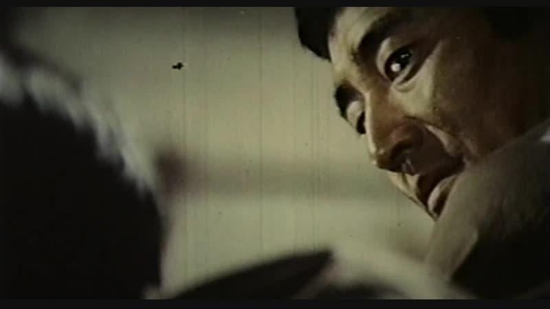 Бомба в поезде или 109-й идет без остановок (Япония, 1975) триллер, дубляж, советская прокатная копия