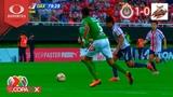 Mexico Chivas 1 - 0 Alebrijes Copa MX J4 2018